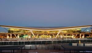 CapeTown International Airport, Cape Town, South Africa