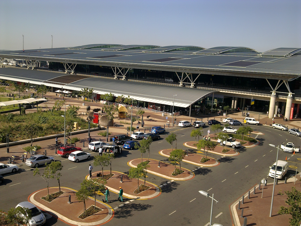 King Shaka International Airport Durban South Africa