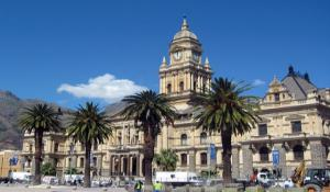 Grand Central Building, Cape Town, South Africa
