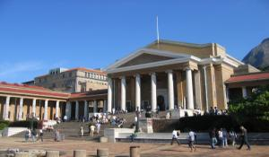 Cape Town University, South Africa