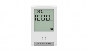 CO2 Wall Thermostat with CO2 & Temperature Control